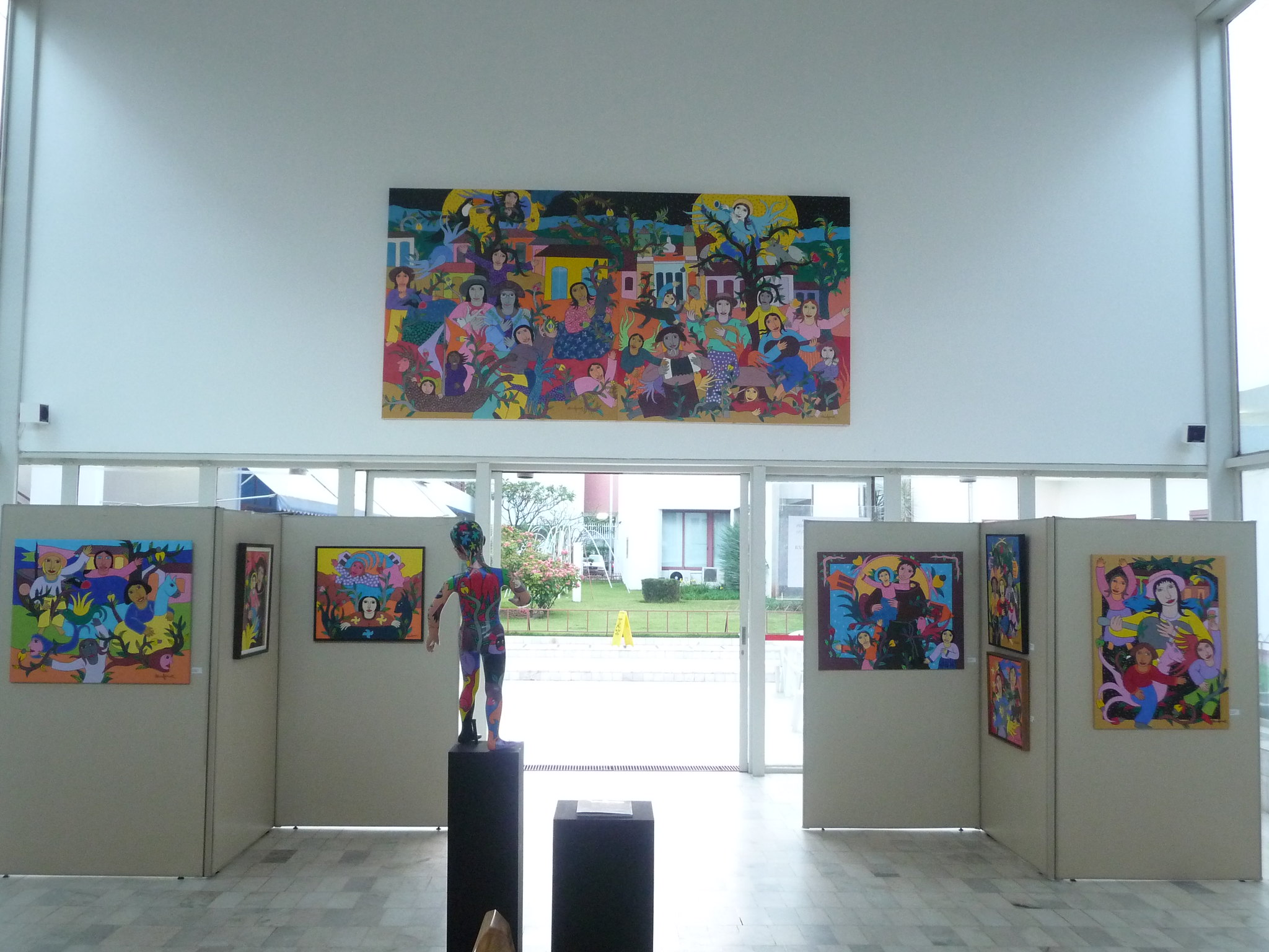 Brazilian Naif Art